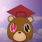 dropout-bear